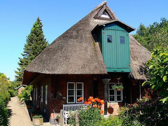 Das zauberhafte Dorf bei Lübeck altes Fischerdorf GOTHMUND