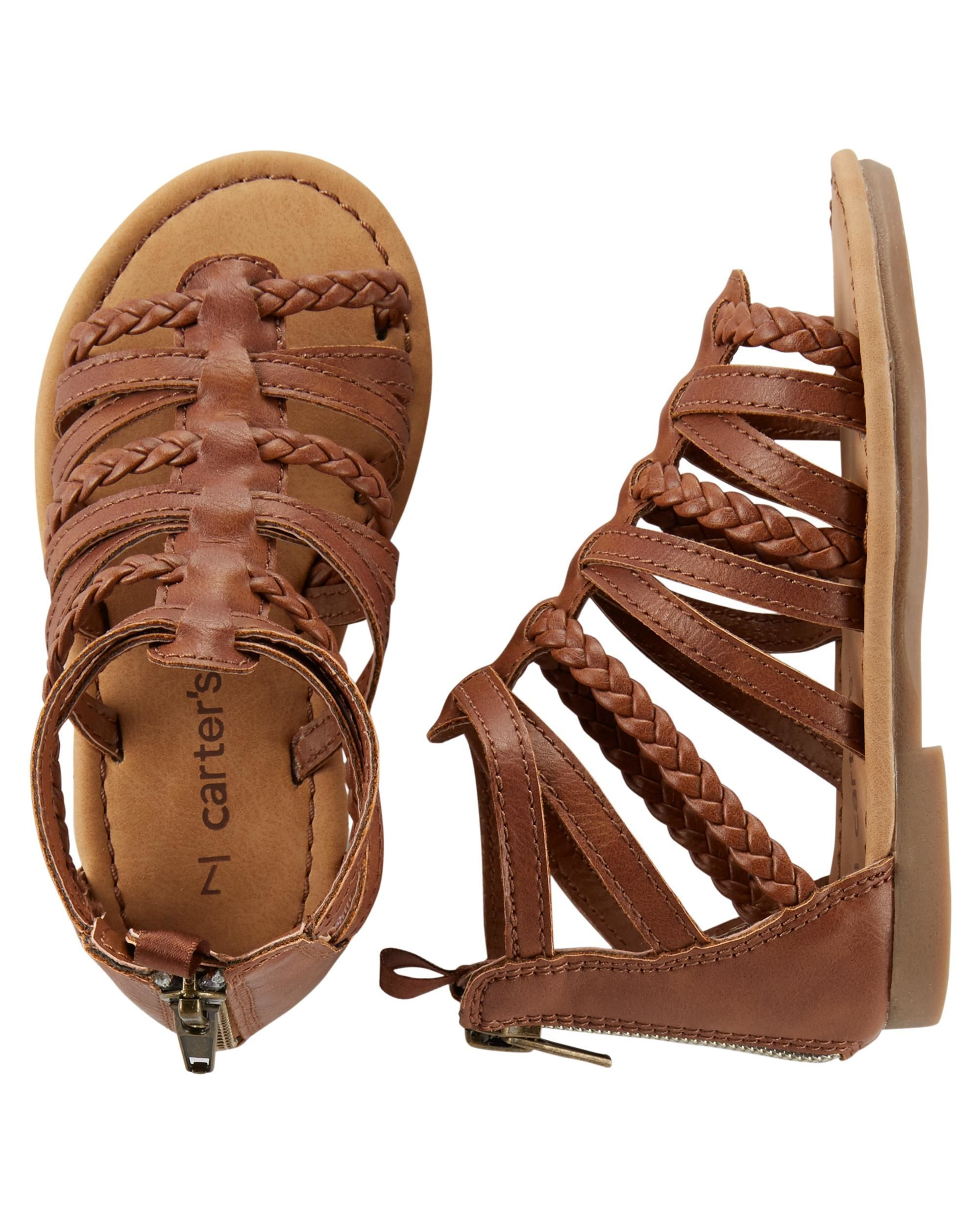 f2c736e4ad6 Carter s Gladiator Sandals