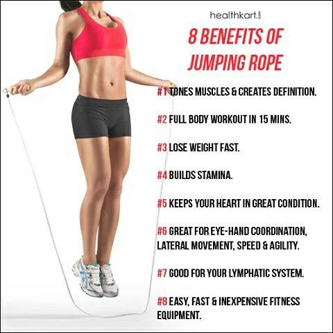 why you should jump rope everyday  jump rope benefits