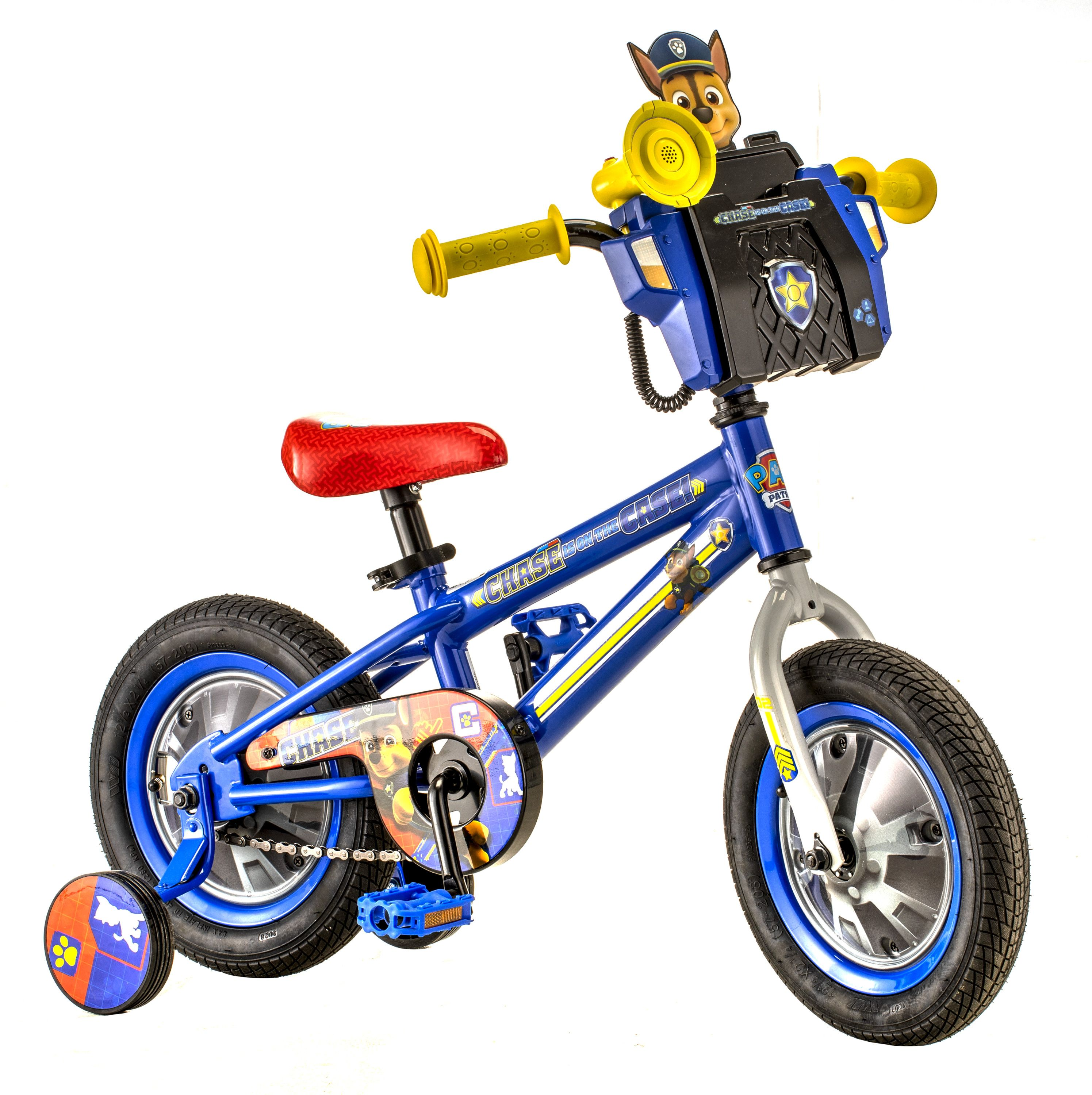 12 Inch Boys Bike with Training Wheels Children Kids Bicycle Riding Single Speed