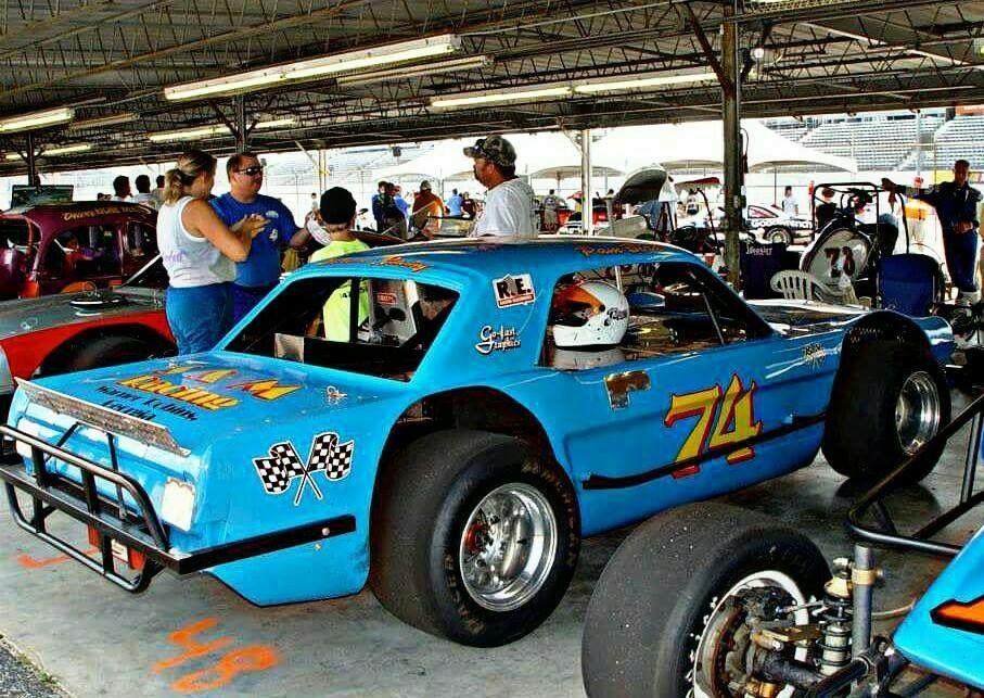 Mustang short tracker | Cool Cars, Motorcycles, Racing, and