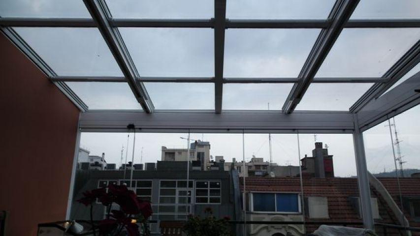 Imagen de Cubiertas de cristal   techo movil   Pinterest   Cristales ...