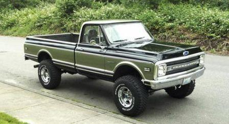 1969 C20 With Images Chevy Trucks Trucks Classic Trucks
