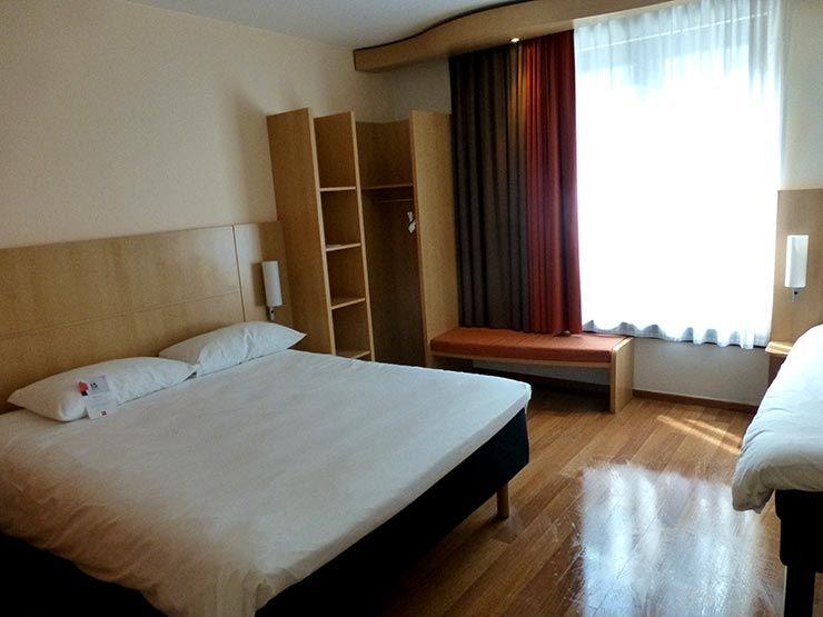 Hotel em Bruxelas (Foto: Esse Mundo é Nosso)