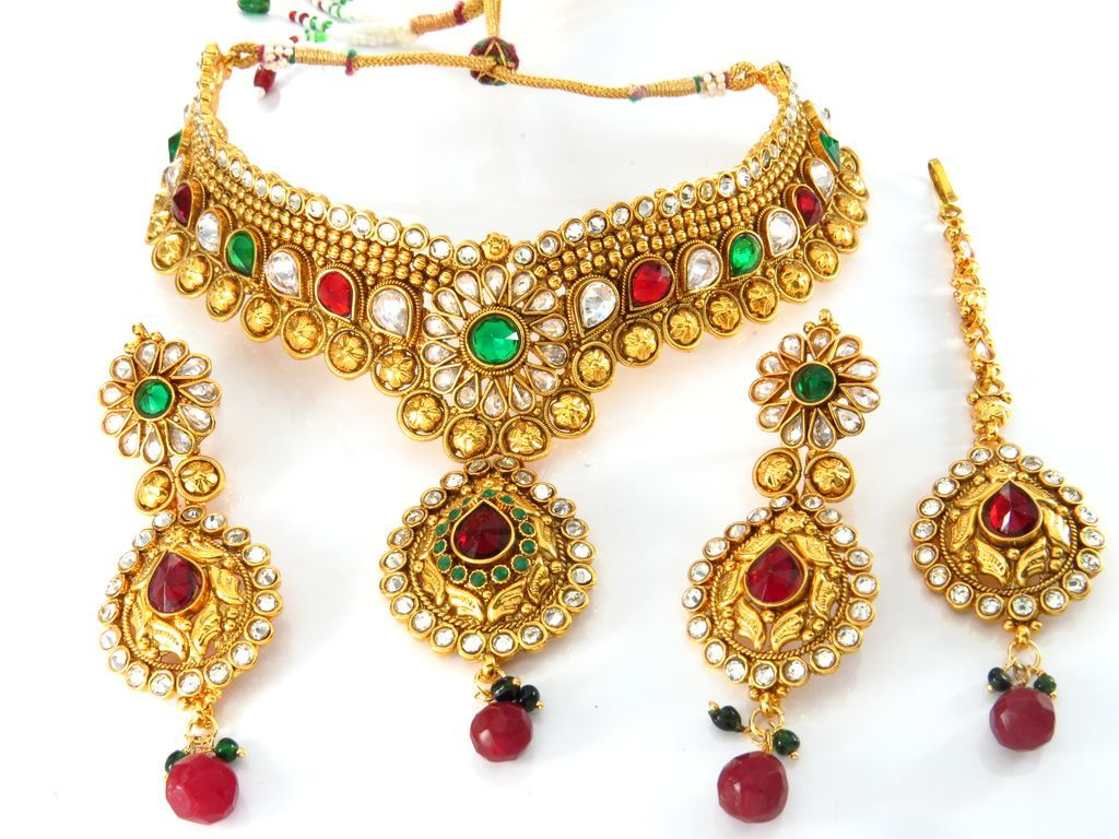 Free delivery on our online stunning Indian Jewelry Asian costume