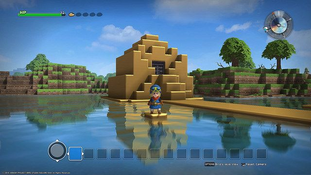 Dragon Quest Builders Launches October 11 on PS4, PS Vita – PlayStation.Blog