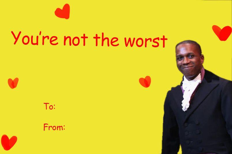 Hamilton Valentine   Tumblr