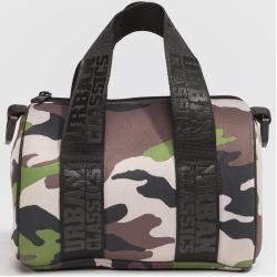 DAMEN 3xFACH CLUTCH STERN HAND-TASCHE Schultertasche Leder Optik Stofftasche BAG