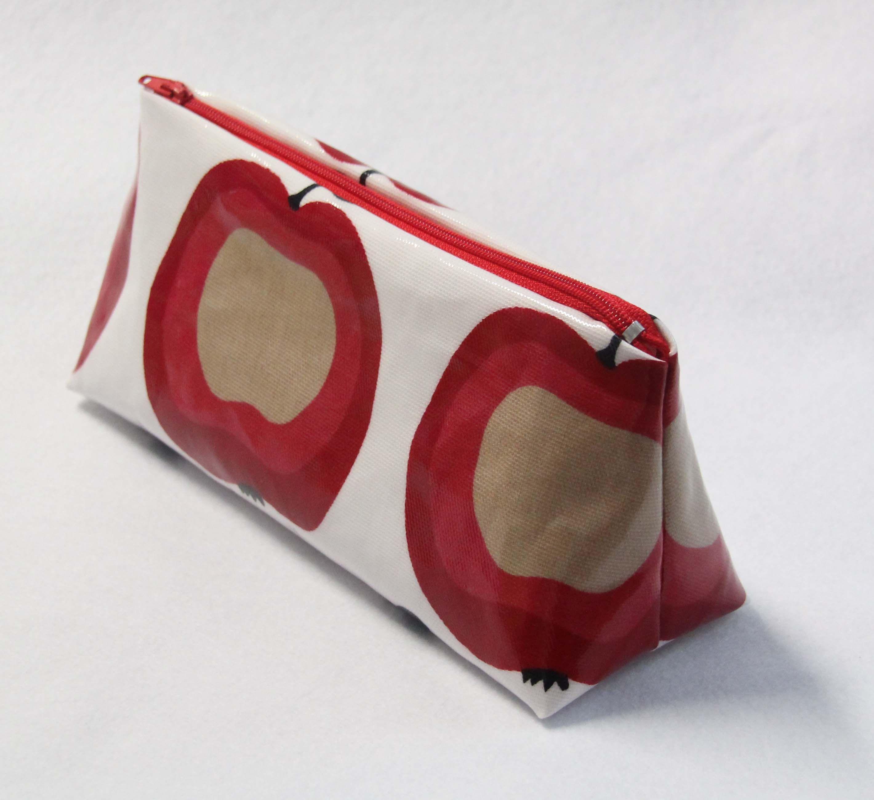 Tutoriel La Trousse Décolier En Tissu Bolsos Couture Sewing
