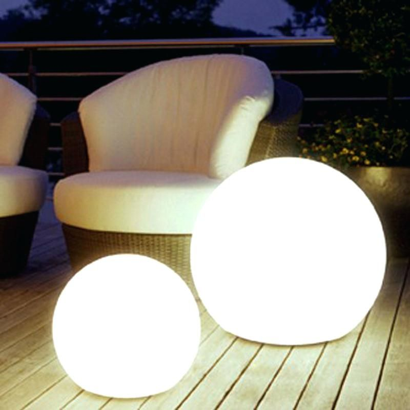 Superb Outdoor Ball Lights Part - 9: Ball Outdoor Lights Wireless Operated Atmosphere Led Light Ball Colorful  Globe Led Ball Bed Lamp Remote Night Light Control On Group Outdoor Ball  Lights ...