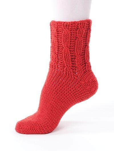 Bookdrawer Crochet Sock Patterns New Methods For Crochet