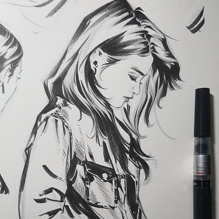 Photo of ▷ 1001 + ideas for making a loot drawing – tribute to loot girls – artists