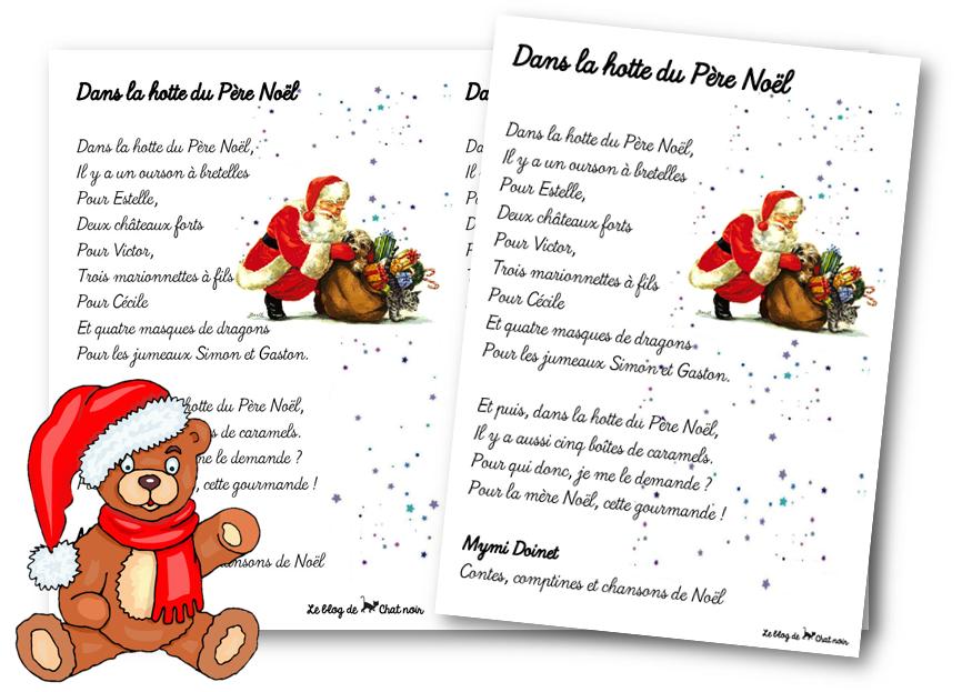 Poèmes De Noël Leblogdechatnoirfr Poésie Noël Poeme