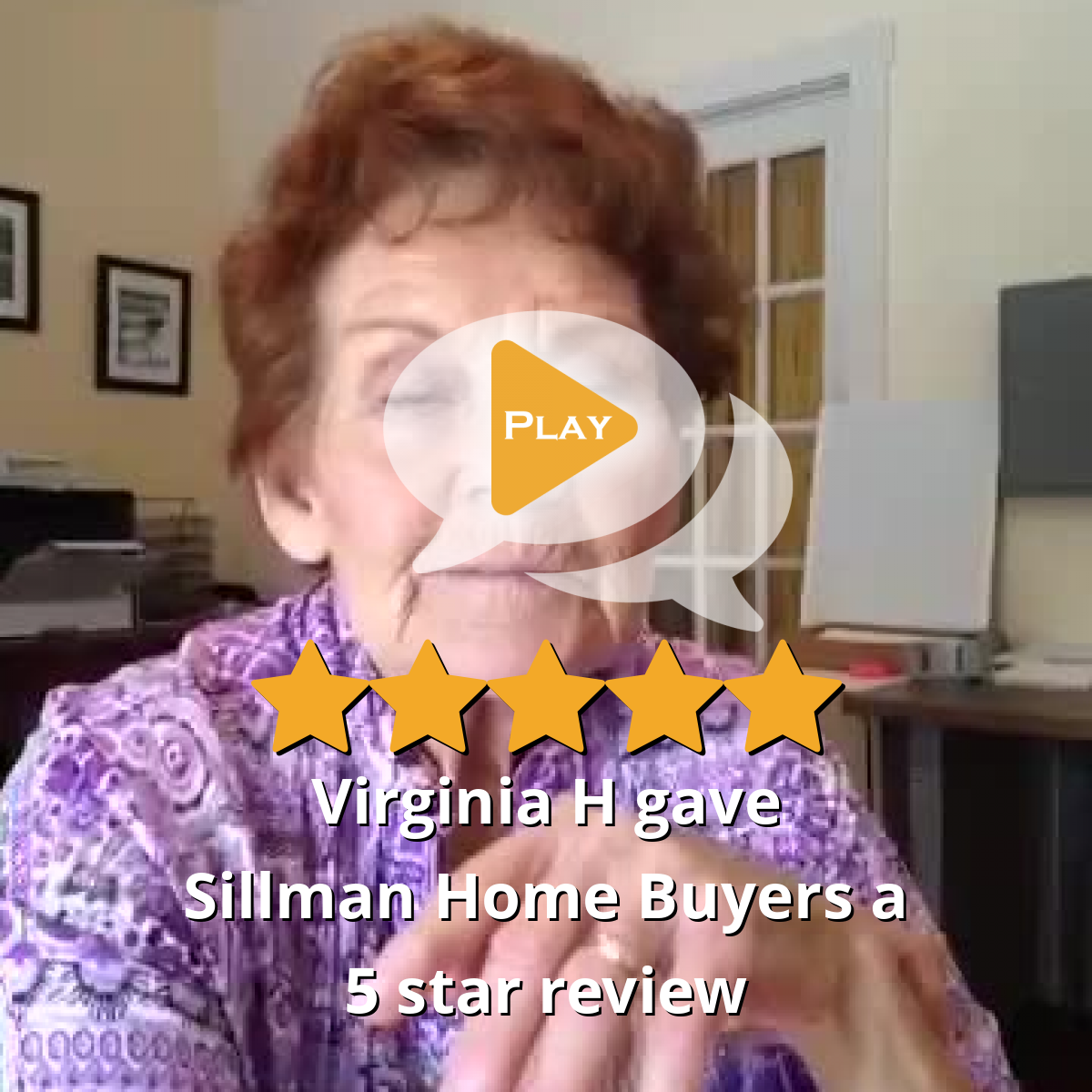 Virginia H gave Sillman Home Buyers a 5 star review