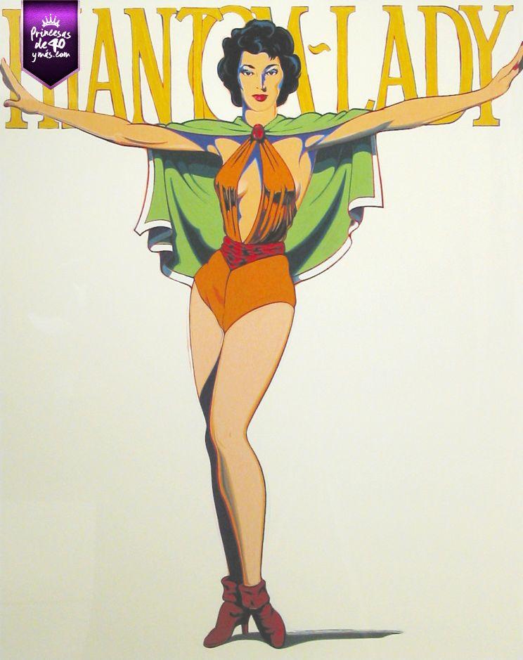 Mel Ramos es uno de los pocos representantes vivos del Arte Pop en la actualidad. Contemporáneo a Warhol y Lichtenstein, comienza en 1960 una serie de superhéroes en la que recrea a Wonder Woman o Phantom Lady. Su trabajo se caracteriza por incorporar elementos realistas y abstractos a obras protagonizadas por mujeres.  #cine #arte #poart