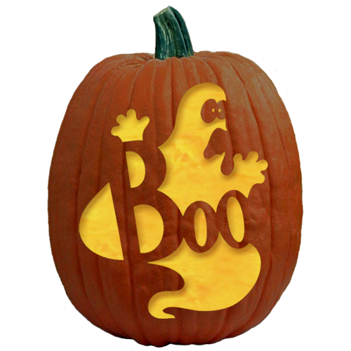 Pumpkin carving patterns galore by the lady from