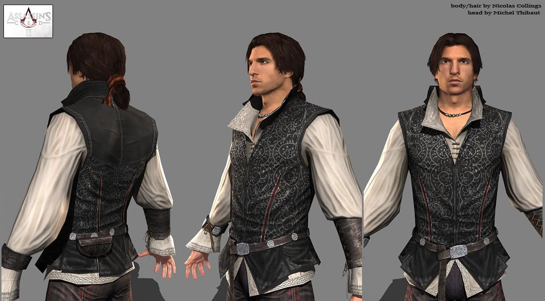 Young Ezio Assassins Creed 2 Assassins Creed Assassin S Creed