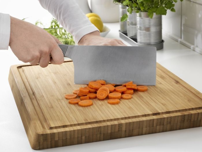 Ikea 365 Hnífur Butcher Block Cutting Board Bamboo Mood