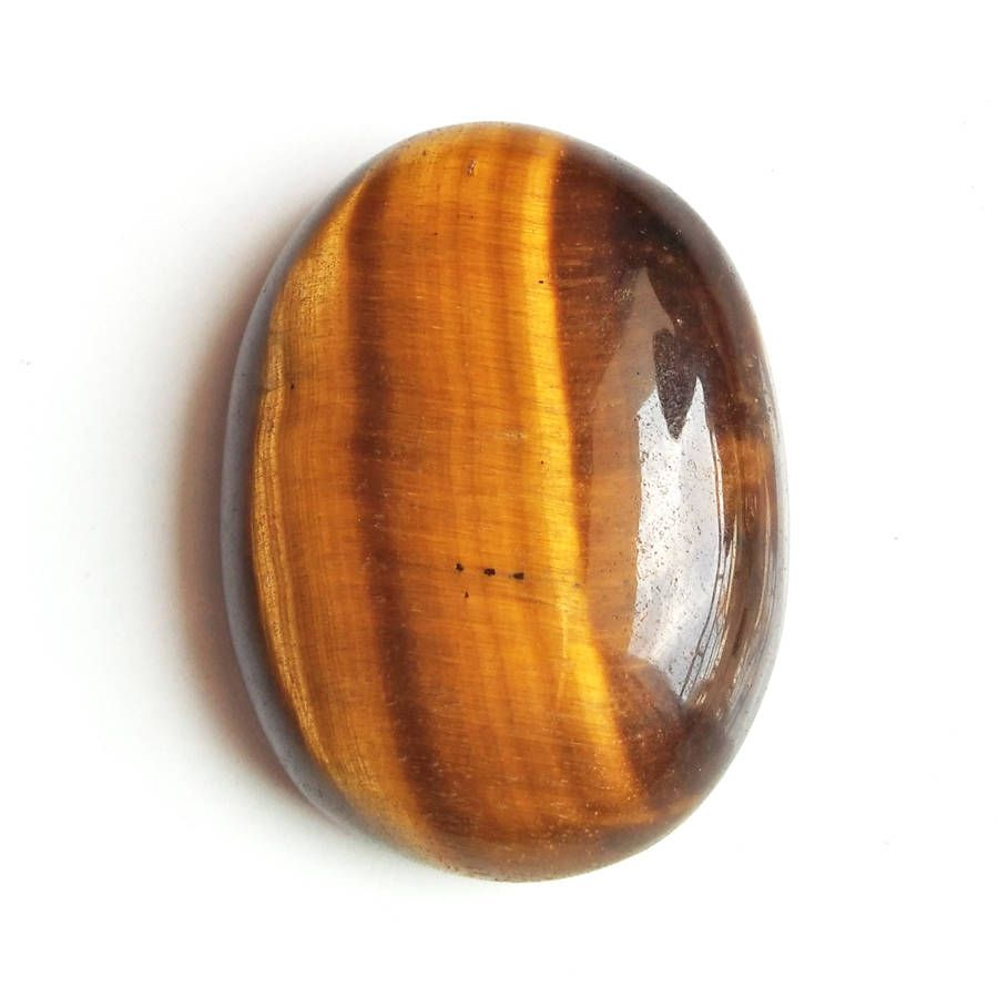 Gorgeous Tiger Eye Gemstone 41X20X6 mm Oval Shape For Designer Jewelry Making Loose Tiger Eye Cabochon