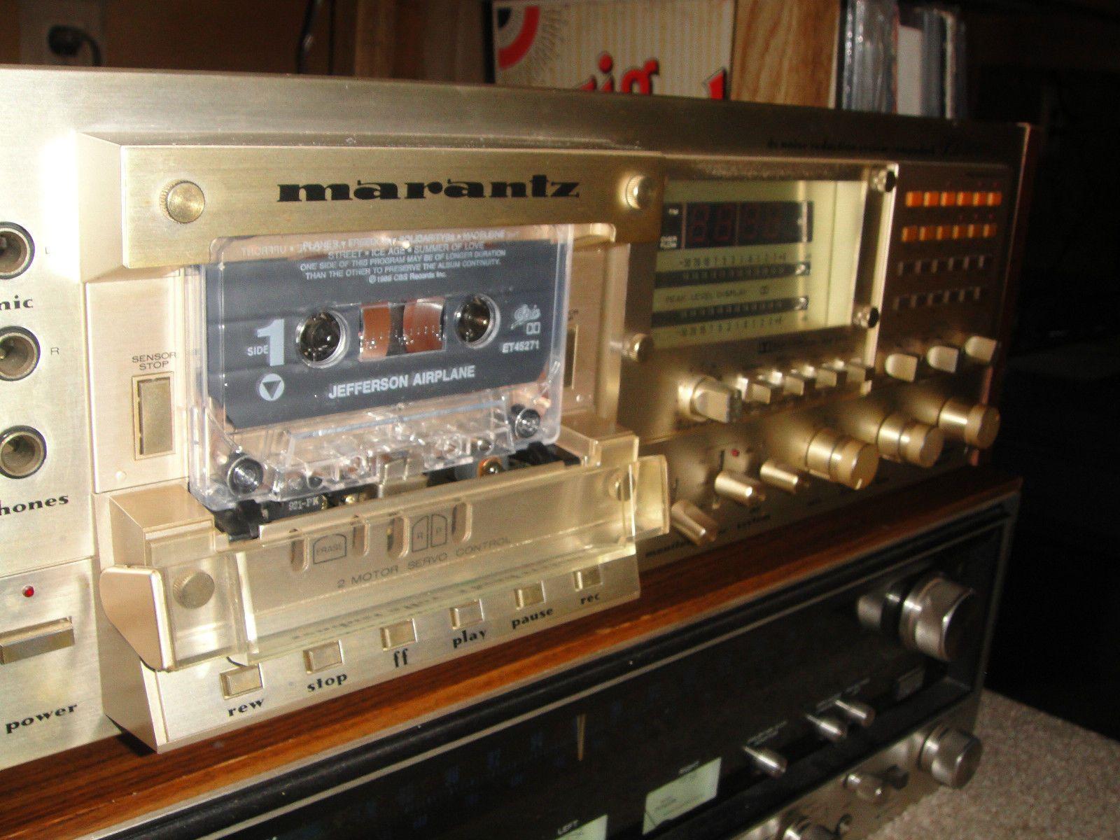 stereonomono: Marantz SR 9000G (1982)