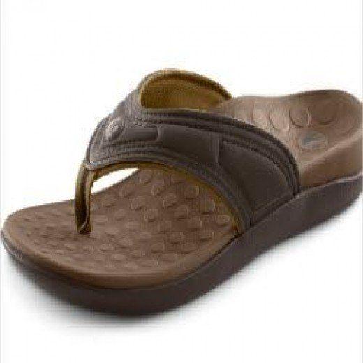 Plantar fasciitis sandals