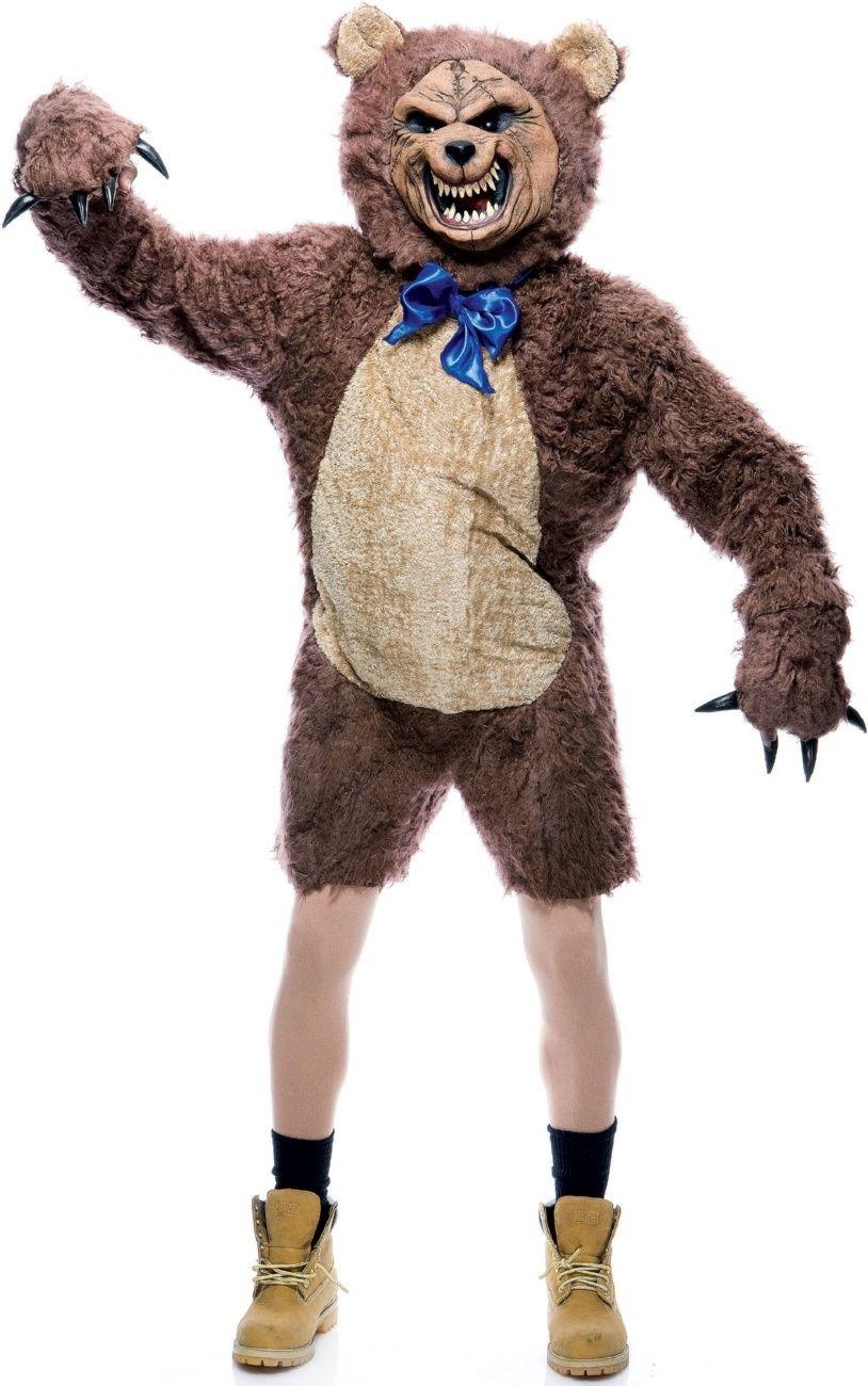 Cuddles The Bear Costume  sc 1 st  Pinterest & Cuddles The Bear Costume - Adult Costume | Pinterest | Bear costume ...