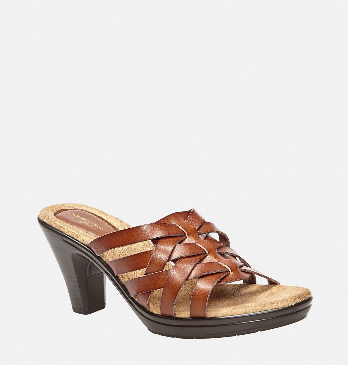3c39d81f866 Shop comfortable new wide width slides like the Suri Woven Sandal in sizes  7-13 available online at avenue.com. Avenue Store