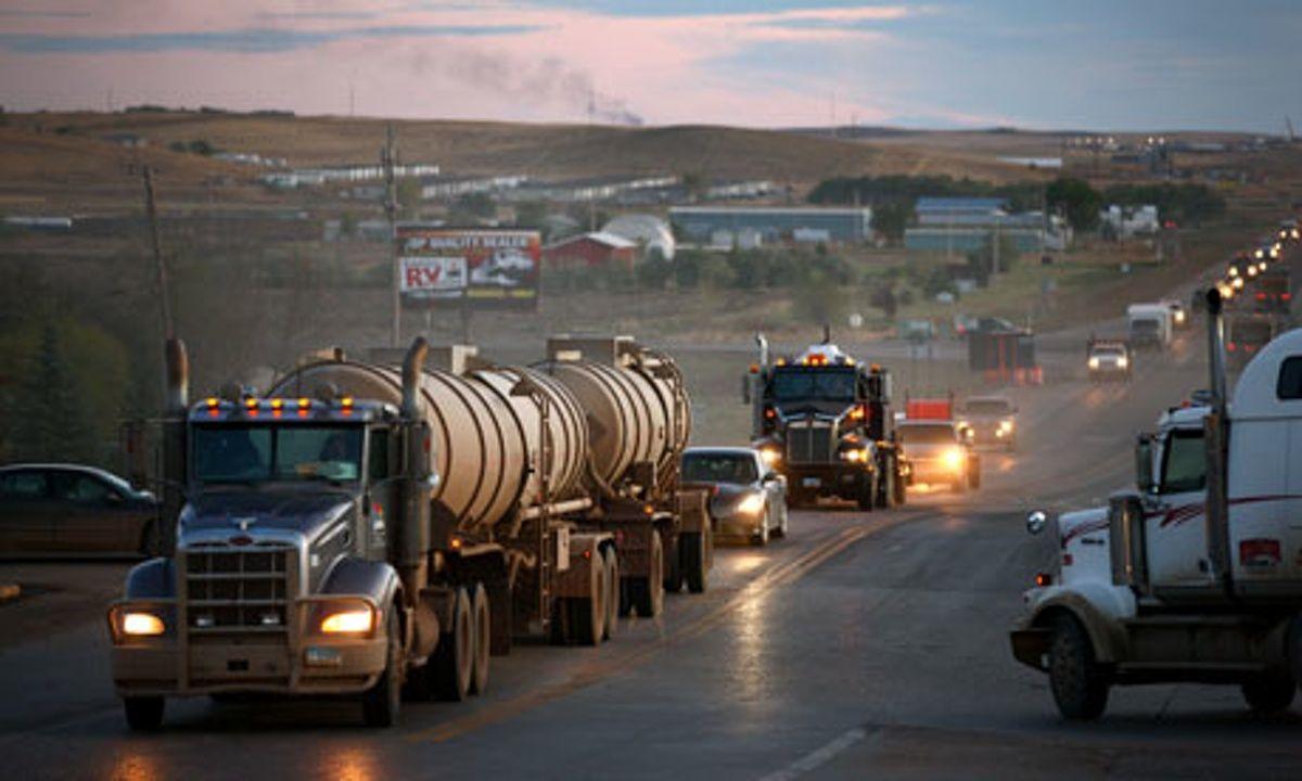 How the north dakota fracking boom shook a family north