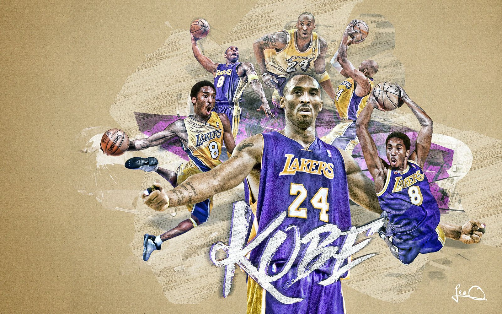Download Kobe Bryant Wallpaper AQ27 > Mlebu Kobe bryant