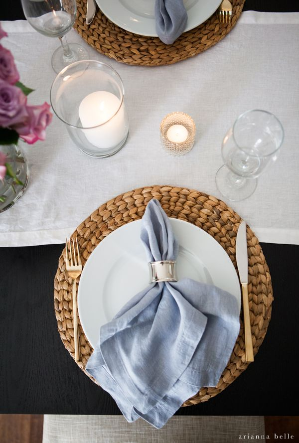Tabletop Decor Details Arianna Belle One Room Challenge Reveal Ariannabelle Blog