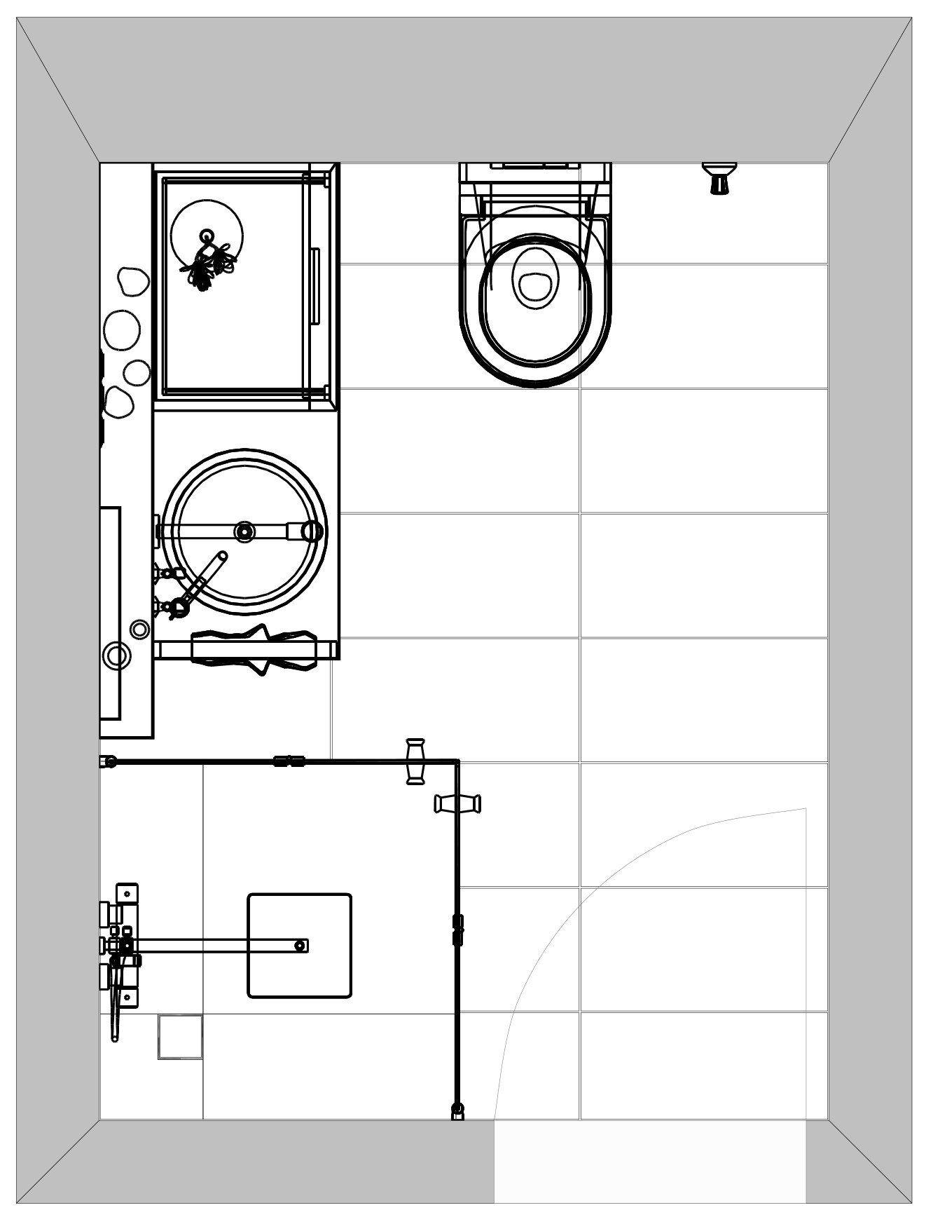 HEIMWOHL Badezimmer   Duschbad, Neues bad, Haus renovieren