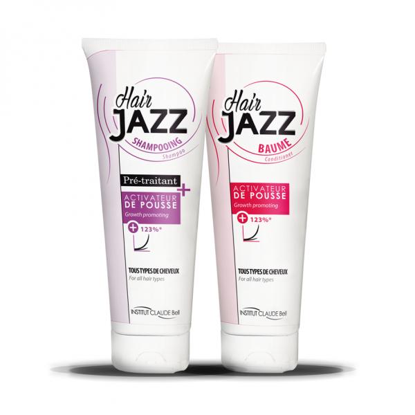 Hair Jazz Shampoo, Lotion und Maske - kann das Wachstum ...