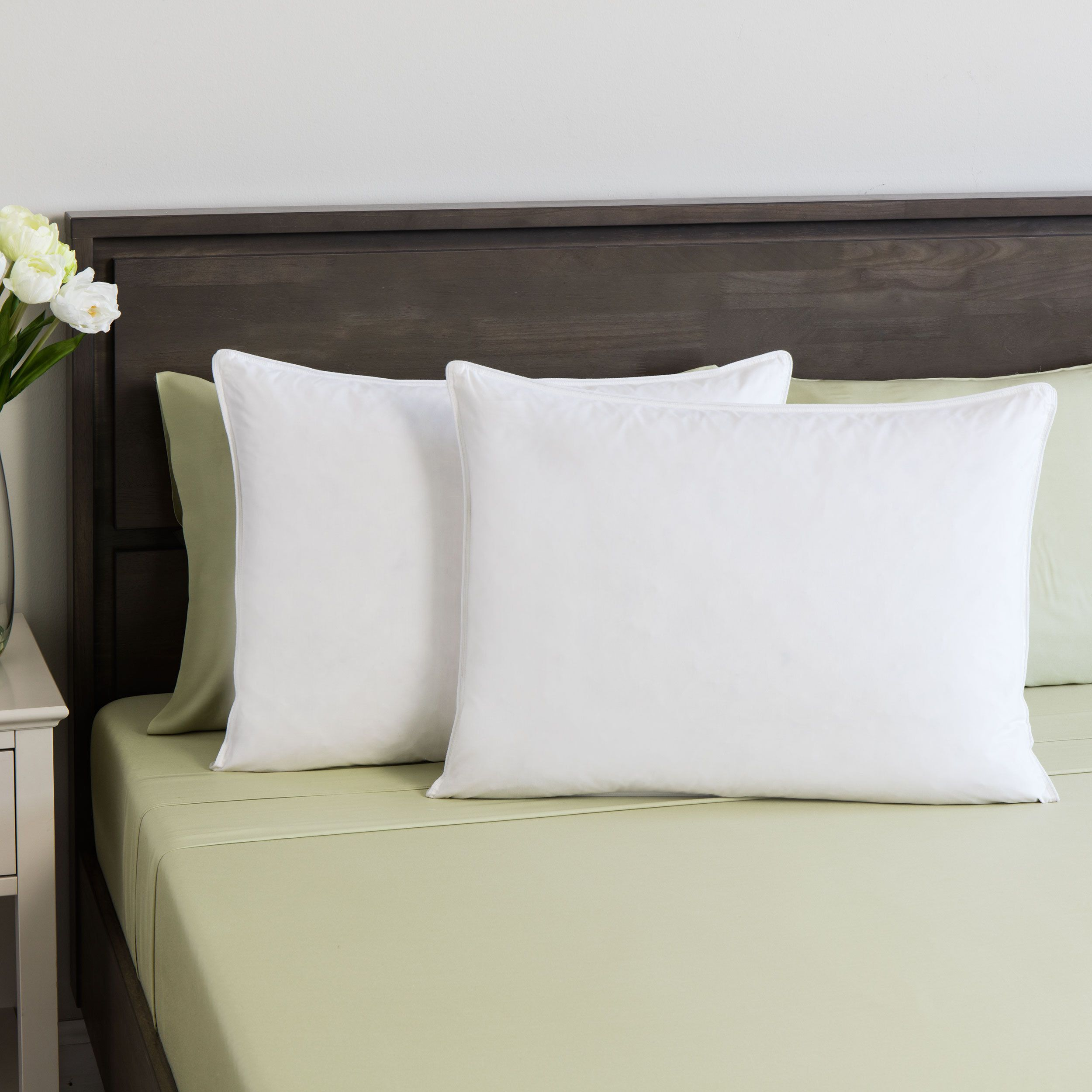 x down pillow fill pillows feather form stocks