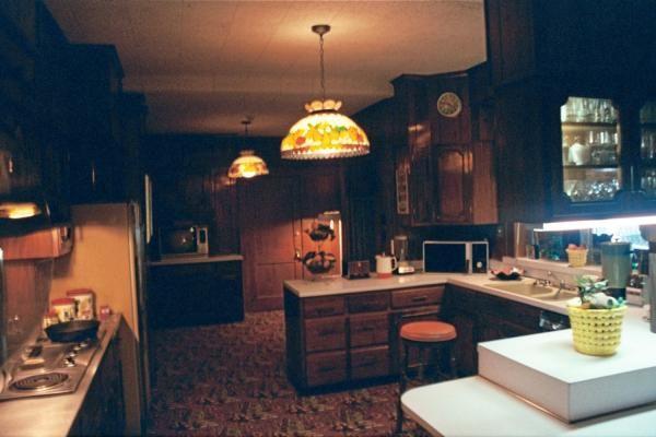 Kitchen Inside Graceland Mansion