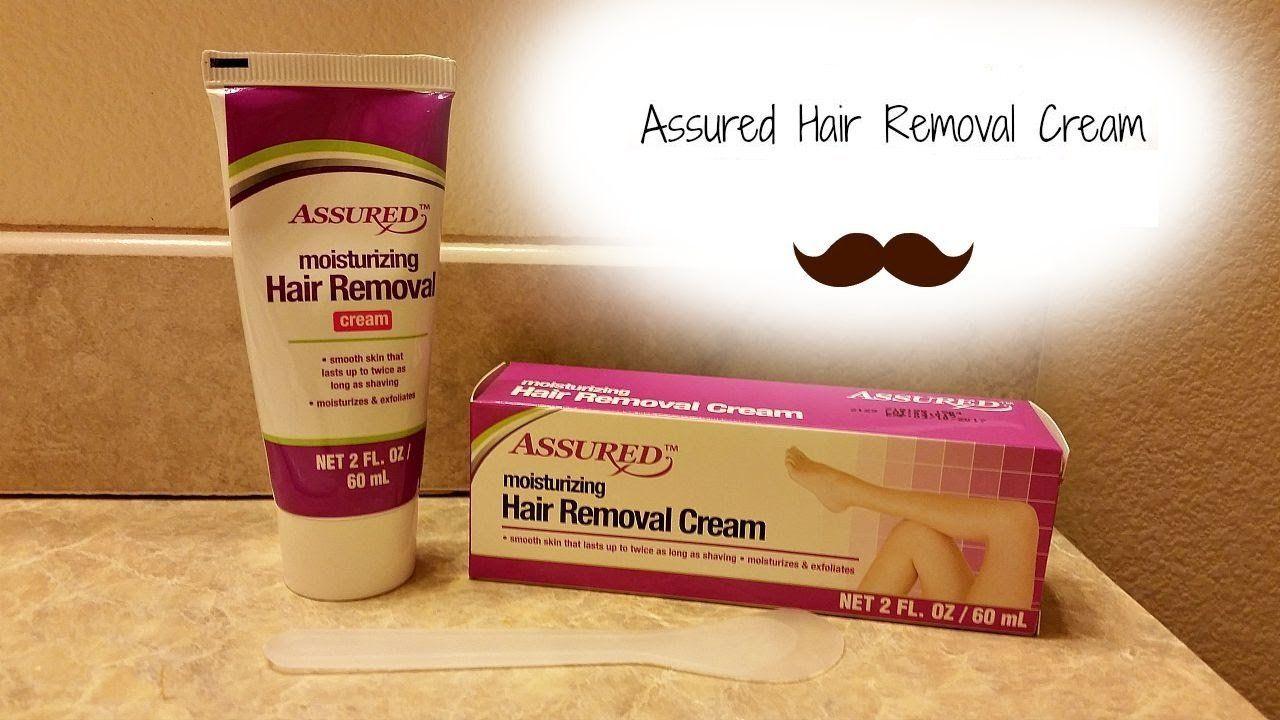 ASSURED Hair Removal Cream Moisturizing 2 FL. Oz *** More