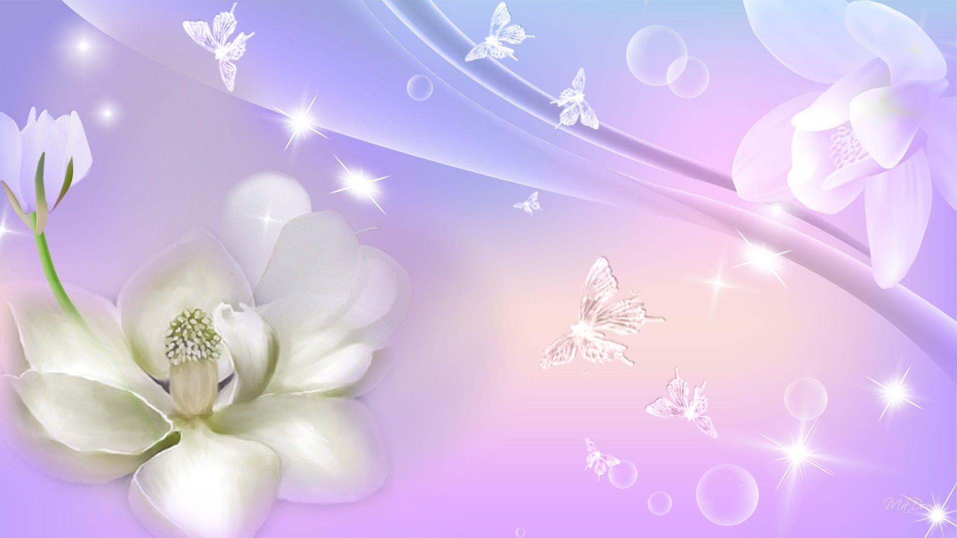 Картинки цветы для слайд-шоу