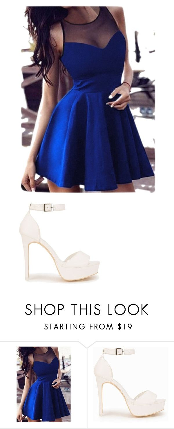 """classy"" by riceandheroutfits on Polyvore featuring Nly Shoes"