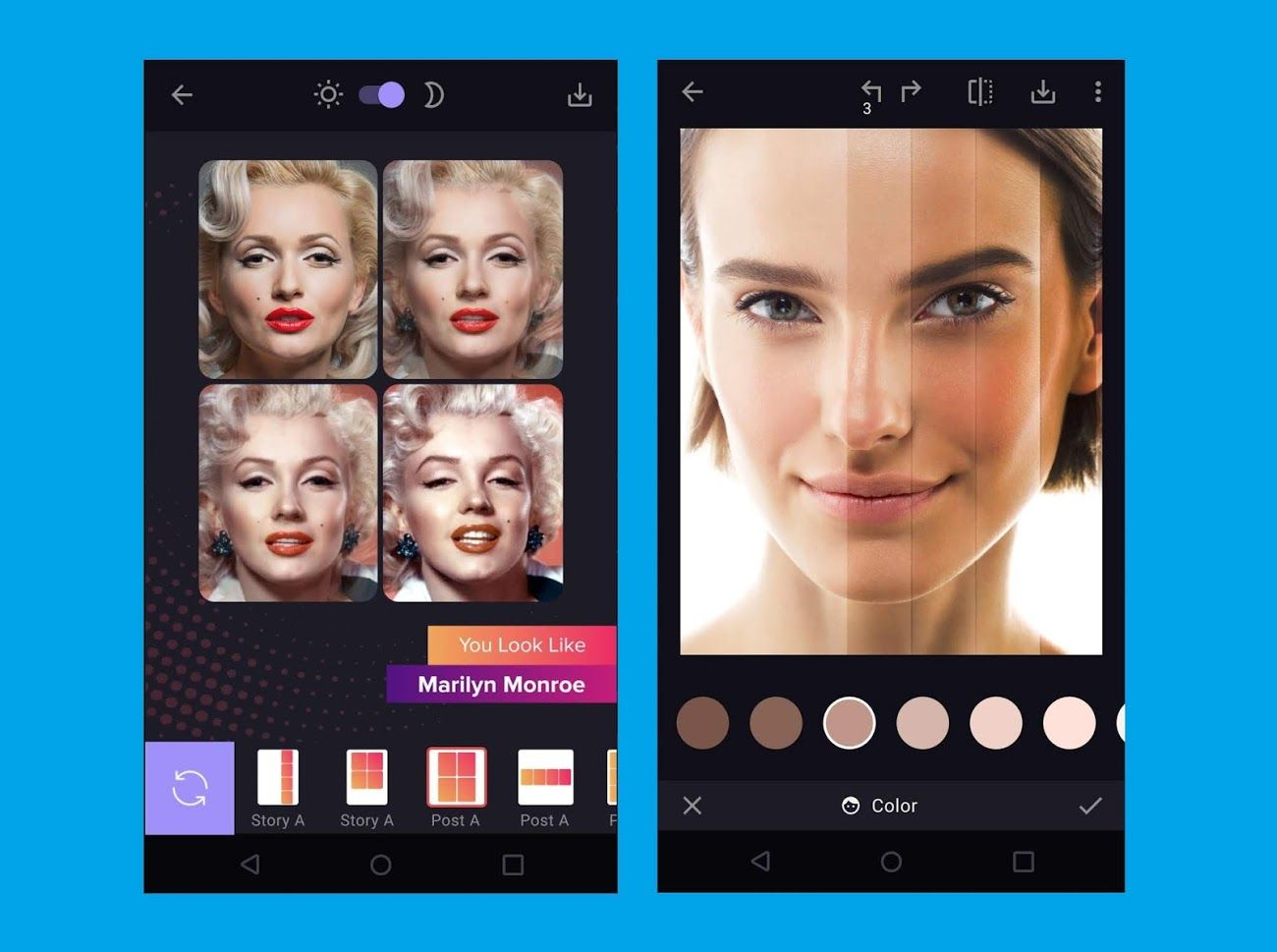 """How """"celebrity look like"""" apps are scamming users"""