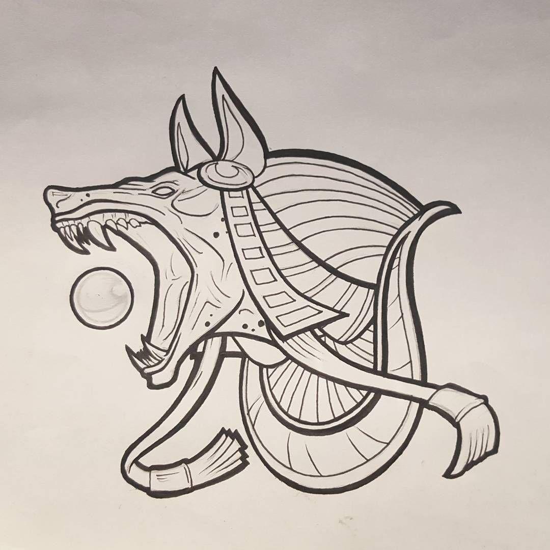 Anubis Tattoo Outline Wiring Diagrams Circuits Gt Real Time Clock Ic L34847 Nextgr Design Tatts And Symbols Pinterest Tattoos Rh Com Sleeve Staff