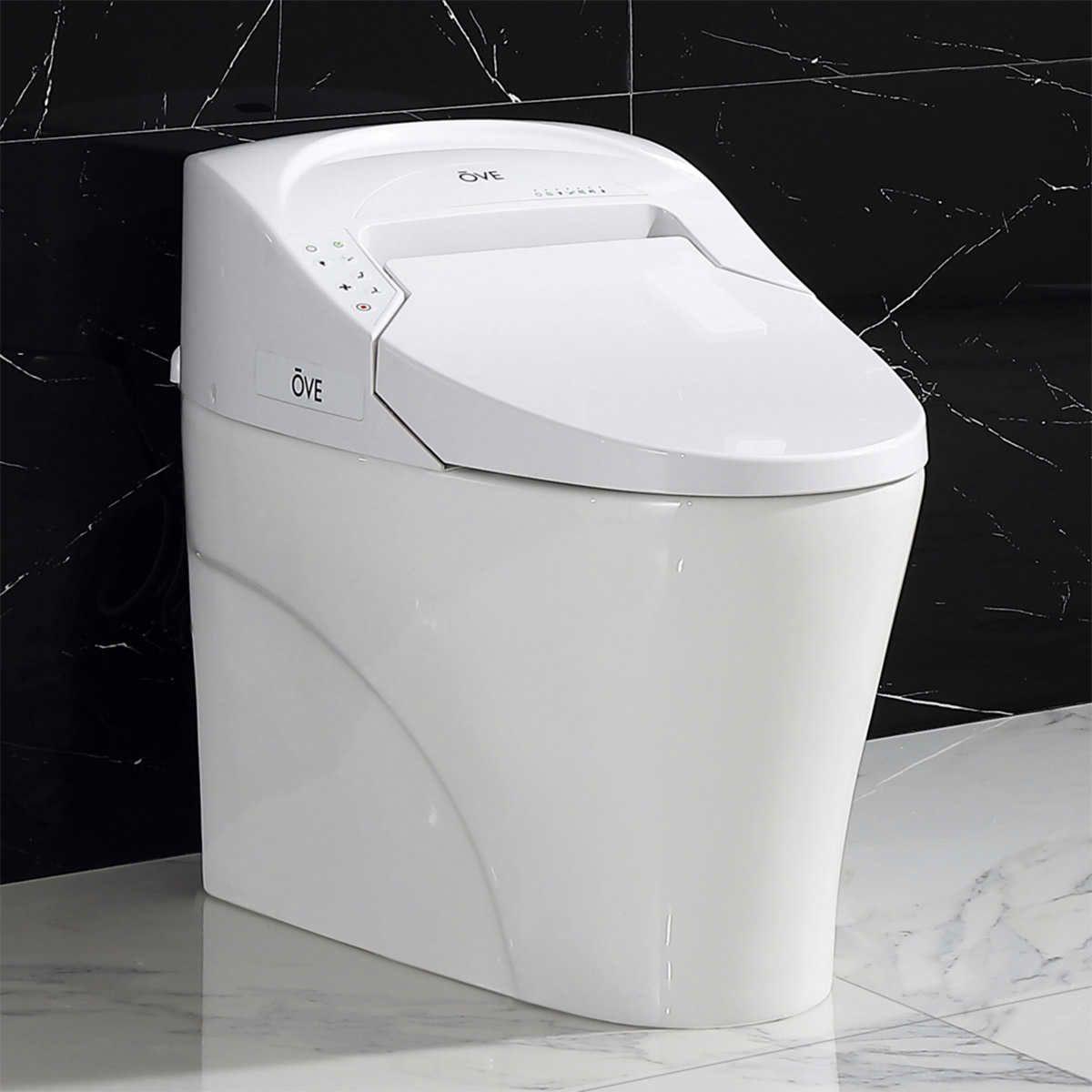 Saga Smart Toilet By Ove Decors In 2020 Smart Toilet Toilet