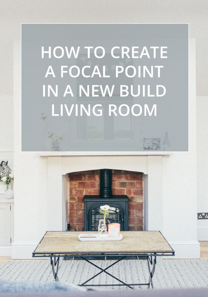 Creating A Focal Point In A Room With No Fireplace Room Focal