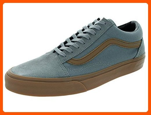 85521ee3df Vans Unisex Old Skool (Gum Sidestripe) Monument Skate Shoe (6 B(M) US Women    4.5 D(M) US Men