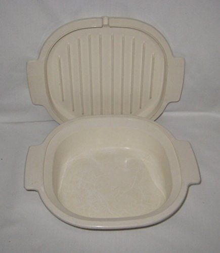 Vintage Rubbermaid Hard Plastic 1 Quart Microwave Steamer Baking ...
