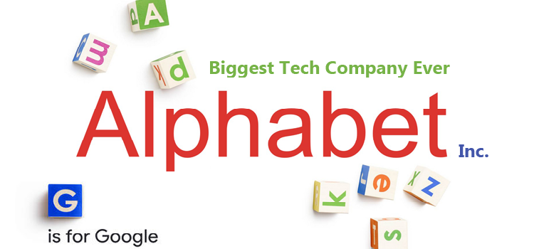 Google Now Known As Alphabet , But It Doesn't Own Alphabet.com