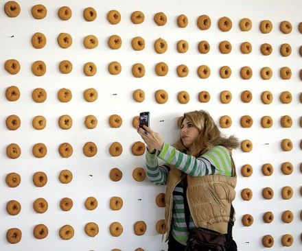 Jennifer Rubell's edible and tactile art, events, and happenings   Harvard Magazine Mar-Apr 2013