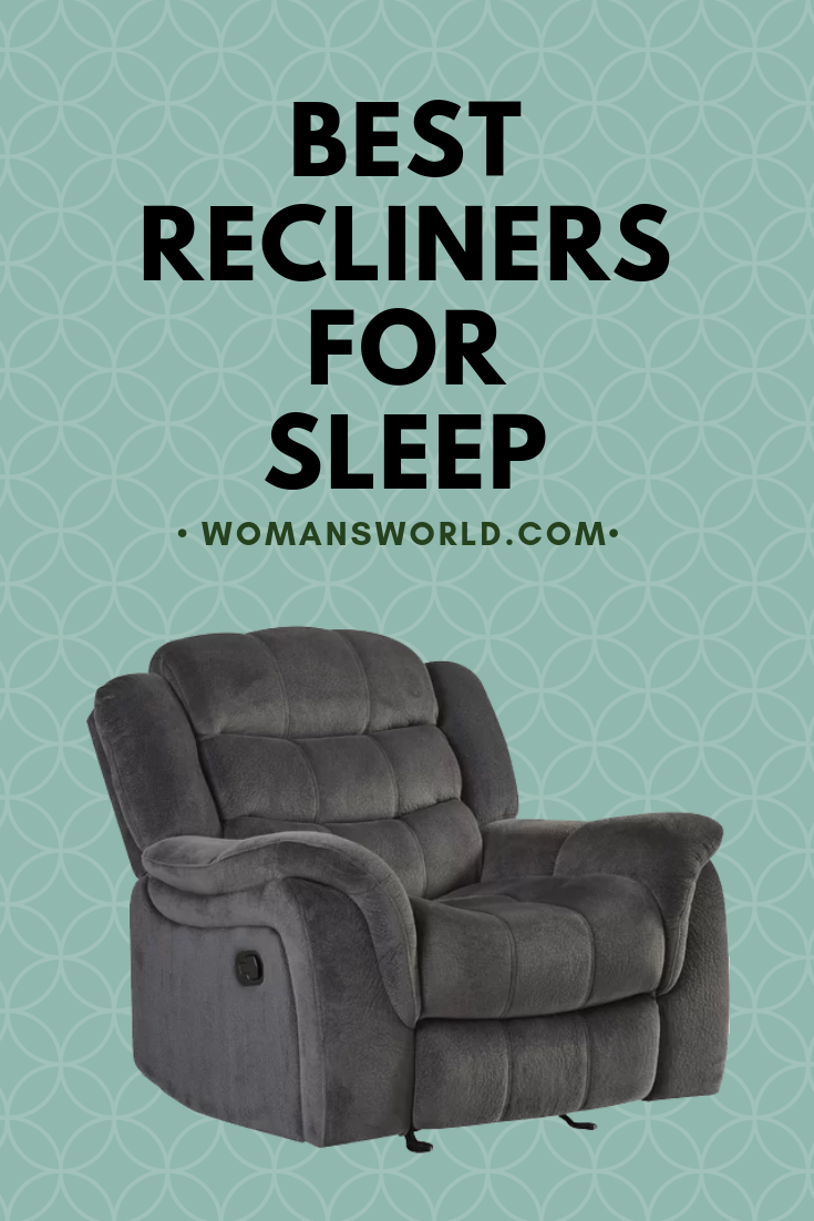 6 Best Recliners For Sleeping Comfortably All Night Long Recliner Best Recliner Chair Recliner Chair