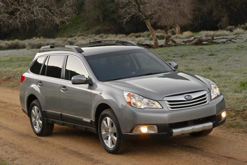 Ten Excellent OffRoad Vehicles 8. Subaru Outback (With