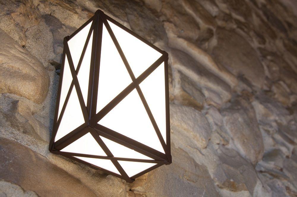 Plafoniere Led Da Interno : Lanternina: plafoniera a led da interno o esterno luce diffusa