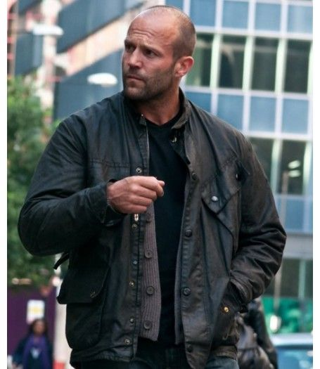 Blitz Jacket   Jason Statham Leather Jacket is part of Jason statham - Jason Statham Leather Jacket for sale free shipping UK USA and Canada affordable price buy now $119 99 Tom Brant Blitz Jacket