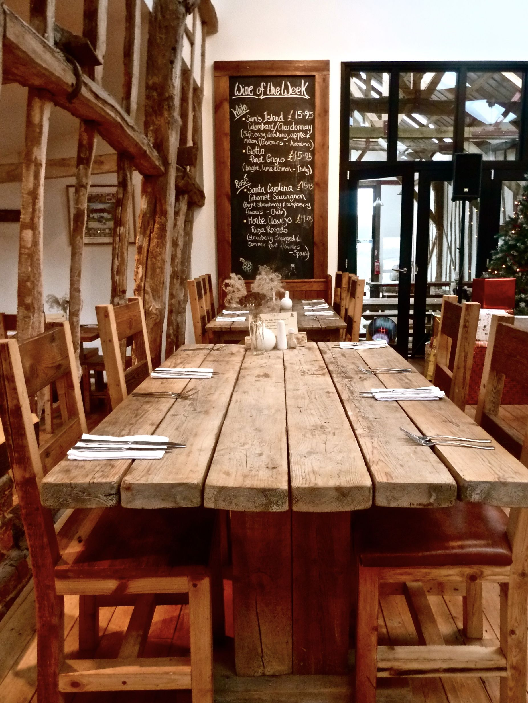 wyerworks, chunky, rustic and beautiful one off table made from oldwyerworks, chunky, rustic and beautiful one off table made from old barn beams for jimmys farm in suffolk www wyerworks com **would use benches for seats